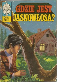 "Seria: ""Kapitan Żbik"" ""Gdzie jest jasnowłosa"" Nostalgia, Comic Books, History, Cover, Historia, Comic Book, Comics, History Activities, Blanket"