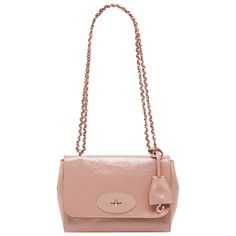 Pink Pin Spot Tweed Shoulder Bag 110