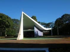 igrejinha em Brasilia Brasil