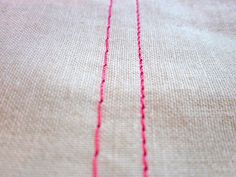Basting...what is it and when to use it....good article.  Weekend Wonders with Fabric.com: Machine Basting 101 | Sew4Home
