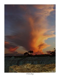 FIRESKY - (prints available) sunrise pictures, sunsets, sky pictures, cloud pictures