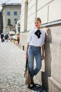 Claire Beermann Herrenhemd