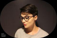 Katia Miyazaki Coiffeur - Salão de Beleza em Floripa: corte hair style - corte curto feminino - corte jo...