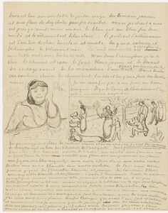 A super resource - all Vincent's letters.   879 (883, W22): To Willemien van Gogh. Auvers-sur-Oise, Thursday, 5 June 1890. - Vincent van Gogh Letters