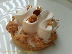 I Dolci di Pinella: Cake fondant alle mele, caramello e vaniglia