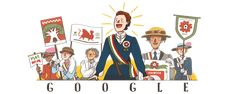 Millicent Fawcett: Who was the tireless suffragist and how did she change women's voting rights forever? Google Doodle Today, Google Doodles, Logo Google, Art Google, Google Anniversary, Empire, Birthday Dates, Sketches, Culture