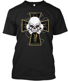 cross skull | Teespring