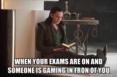 studious Loki
