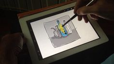 Quick Look at the Alpha Channel in Procreate