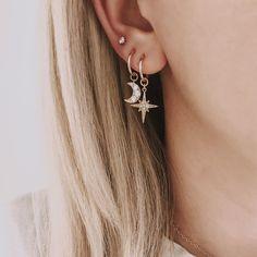 Blue Stripes gauged ear plugs earrings talons for stretched piercings - Custom Jewelry Ideas Ear Jewelry, Trendy Jewelry, Cute Jewelry, Jewelery, Jewelry Accessories, Women Jewelry, Fashion Jewelry, Jewelry Trends, Jewelry Bracelets