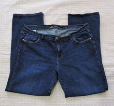 Old Navy The Sweetheart Women Stretch Jeans Size 14 Short #OldNavy #Relaxed