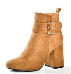 a008b9d34d Boots et bottines pour Femme. femme boots bottines boots street life marron  - Chaussures Desmazières