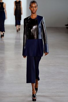 5f4c27f0c73c3 Calvin Klein Collection Spring 2015 Ready-to-Wear - Collection - Gallery -  Look