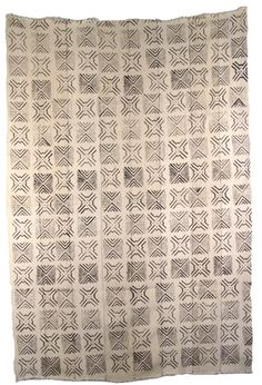 Patterns are everywhere. Where will you find your next tangle? ~ The African Fabric Shop : Mud cloth from Mali