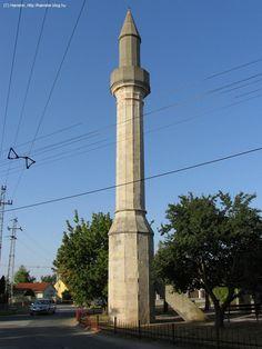 Az érdi minaret   MiniHungary
