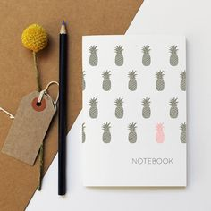 CARNET ANANAS - Notebook