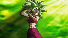 Ready for round 2?!  Super Saiyan 2 Kefla! by DBZTrev