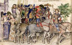 1380-1385, Italy