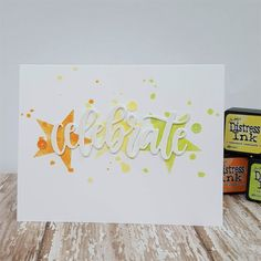 Challenge and inspiration for card makers, stamping, and die cutting.