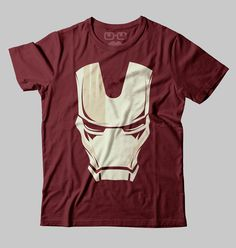 Camiseta Iron man - Véi Nerd