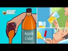 Drinking Apple Cider Vinegar Before Bedtime Will Change Your Life for Good! - YouTube