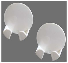 Adhesive Plug Holder - ( Pack of 2 ) : ( Pack of 2 Pc. )