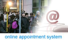 Here is the Good to Initiate Online Appointment System for Appointments, How To Apply