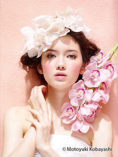 WATABE WEDDING  広告 MODEL 市川紗椰 (Saya Ichikawa,スーパーコンチネンタル)