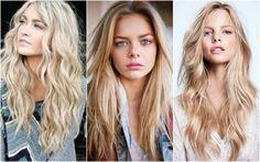 tendencia de verão 2015 cabelo loiros  /beautiful hair trend of summer 2015/