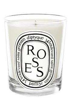 diptyque 'Roses' Scented Candle