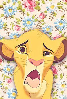 Fictional characters, lion wallpaper iphone, phone wallpaper cute, disney p Simba Disney, Disney And Dreamworks, Disney Pixar, Walt Disney, Disney Characters, Funny Disney, Fictional Characters, Lion Wallpaper, Disney Phone Wallpaper