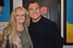 Bonnie Tyler and me
