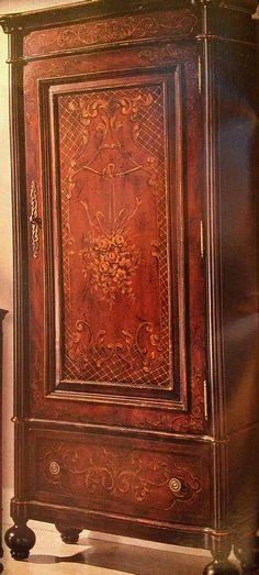 Furniture, Painted Treasures