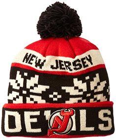 uk availability 3b524 53571 New Jersey Devils Knit Hat