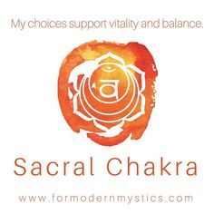 The sacral chakra also called the 2nd chakra or Svadhishthana is located in the lower abdomen below the belly button. This energy center represents the energy of creativity emotions pleasure relationships sensuality sexuality spontaneity and the health and well-being of your body.  This energy center becomes limited or compromised when thoughts and behaviors are guided by fear and when freedom to be who we really are is limited. Often the limitations that affect this chakra are about how one…