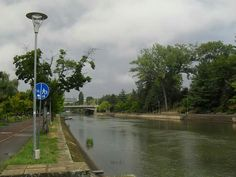 Timisoara - dimineata RACOROASA si cu reprize de ploaie pe Bega !   foto Siky Marco Romania