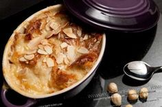 Oum Ali - An Egyptian Dessert that is the Middle East's version of bread and butter pudding