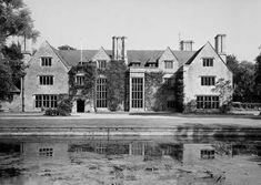 Exterior view of the south elevation of Greatford Hall, where Dr Willis, Physician to George III lived. He treated his patients in a private 'Madhouse' in nearby Shillingthorpe. © Historic England Archive