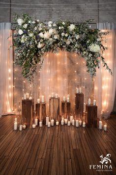 Indoor Wedding Decorations, Outdoor Wedding Backdrops, Wedding Backdrop Design, Indoor Wedding Receptions, Engagement Decorations, Outdoor Wedding Flowers, Wedding Ceremony Ideas, Wedding Reception Backdrop, Tent Wedding