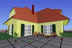Cómo construir tu propia casa virtual en línea   eHow en Español