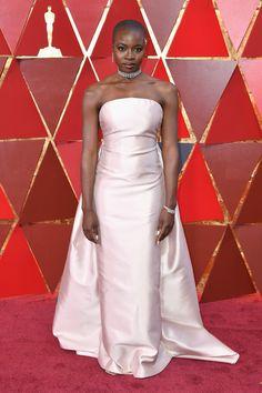 Danai Gurira in Gabriela Hearst   #Oscars 2018