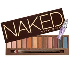 Urban Decay Naked Palette | #beautybaywishlist - This is a must have in any girls makeup essentials - from natural to smokey - it can do it all!