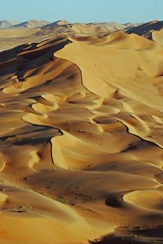 Desert Sands, Oman