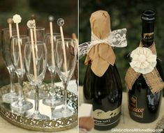 Ideas For A Shabby Chic Bridal Shower - Celebrations at Home