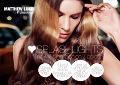 SPLASHLIGHTS are here! Its the biggest trend of 2014...