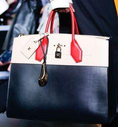 Collezione borse Louis Vuitton Primavera-Estate 2016 - Tote color block Louis Vuitton