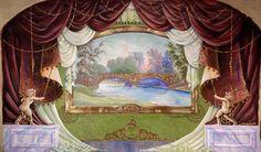 Kurious Kitty's Kurio Kabinet: Theater Curtains