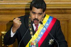 """Maduro ordena un """"ejercicio militar defensivo"""" para que nadie toque a Venezuela. El presidente de Venezuela, Nicolás Maduro, informó hoy que ha ordenado a la Fuerza Armada Nacional Bolivariana - See more at: http://multienlaces.com/maduro-ordena-un-ejercicio-militar-defensivo-para-que-nadie-toque-a-venezuela/#sthash.rQXrGcdC.dpuf"""