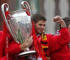 Gerrard & European Cup
