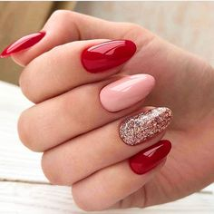 Glittery Red Valentine's Day Nail Art day nails 12 Super Cute DIY . - - Glittery Red Valentine's Day Nail Art day nails 12 Super Cute DIY … Valentines day Glittery Red Valentine's Day Nail Art day nails 12 Super Cute DIY Nail Designs Diy Pretty Nails, Diy Nails, Cute Nails, Valentine's Day Nail Designs, Nails Design, Art Designs, Red Nail Art, Red Gel Nails, Pastel Nails